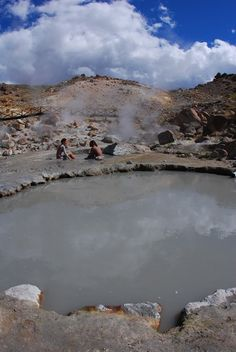 Caviahue y Copahue Hot springs in Neuquen/ #Caviahue #Copahue #Neuquen