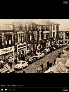 Burnley Fc, My Town, Buildings, Nostalgia, Street, Travel, Life, Viajes, Roads