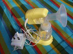 promo image: breast pump