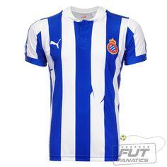 Camisa Puma Espanyol Home 2013
