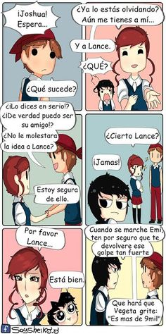 ~ Lance y Emi