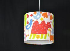 Lampenschirm Zootiere bunt guenstig kaufen - www.trollmor.de