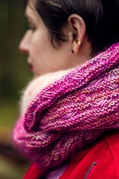 The Calliope Next Cowl by Wool