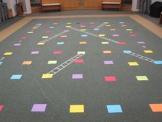 Literacious: Life-Size Chutes and Ladders