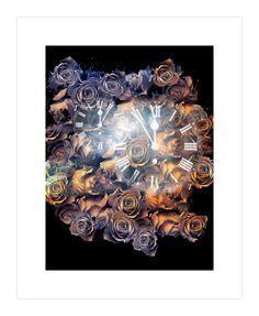 Timeflo Art Print
