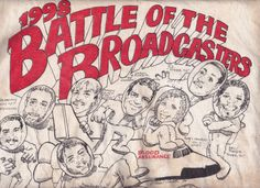 1998 Battle of the Broadcasters