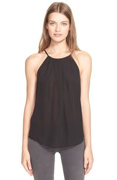 Joie 'Amarey' Silk Halter Top at Nordstrom.com