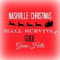 Nashville Christmas Mall Survival Guide — Green Hills | Nashville Moms Blog