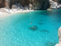 12 beaches with crystal clear water -Sardinia rules