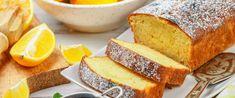 Egyszerű citromos-joghurtos sütemény: napokig szaftos és puha marad a tésztája - Receptek   Sóbors Banana Bread, Cookies, Food, Crack Crackers, Biscuits, Essen, Meals, Cookie Recipes, Yemek