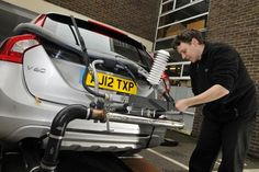 Gas, Hybrid greenhouse gas emissions way underestimated     Company car drivers should pay £533 a month for the Volvo V60 Plug-In Hybrid, instead of £83