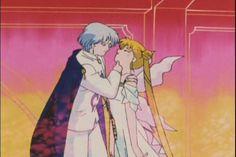 Prince Diamond and Serena