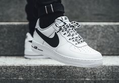 CLICK IMAGE FOR LARGER VIEW Nike Air Force 1 Low NBA Pack White Who else is built up for the