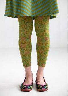 "Leggings ""Tussilago"" aus Microfaser 50805_50805-80.jpg kräutergrün 14 EUR"