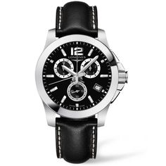 My new Longines Conquest