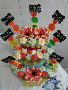 Felicitacion floral