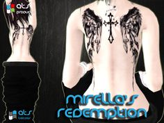 Mirella's Redemption Tattoo