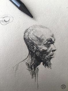 ArtStation - Midday fast sketches, Tomek Larek
