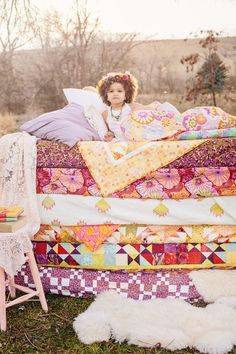 The Princess & the Pea Party  |  captured by corrin