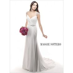 Maggie Sottero Bryce 4MC897 - Bridal Closet - wedding dresses- Maggie Sottero Wedding Dresses - Utah Wedding Dresses