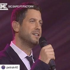 Thx again @petrak40 for this beautiful shot. What do prefer for Seb ladies (and gents) beard or shaven? #Repost @petrak40 with @repostapp  Sebastien #Il DIVO #xfactorportugal #Can you feel to love tonight#A musical affair#2013#photo from video #ildivo #sebdivo