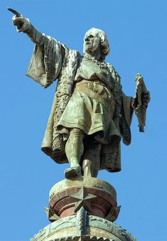 Cristoforo Colombo. Là, dove mai nessuno è giunto prima