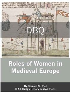 Dbq manorialism and feudalism in medieval europe secondary source dbq roles of women in medieval europe fandeluxe Choice Image
