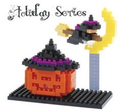 Jack O'Latern - Blog Nanoblock Colombia | Blog Nanoblock Colombia