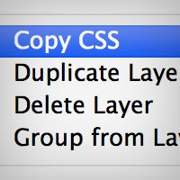Quickly Convert Objects to CSS Using Photoshop CS6.1 by Josh Johnson, The latest build of Photoshop has some great new features that are sure to catch the attention of web designers. You can now convert a layer's shape and...