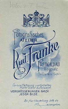 czech republic type, late 1800s