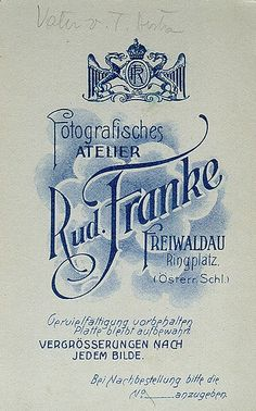 Vintage Typography from the Czech Republic