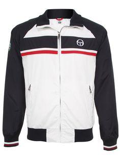 Men's Sergio Tacchini Monte Carlo Jacket.  #tennis