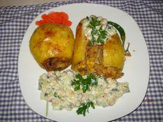 Cartofi umpluti Turkey, Meat, Chicken, Pork, Salads, Peru, Beef, Cubs