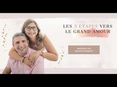 Les 3 ETAPES vers le GRAND AMOUR avec Celine SAUVET, love and life coach...