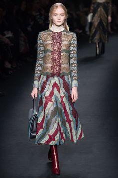 Valentino коллекция   Коллекции осень-зима 2015/2016   Париж   VOGUE