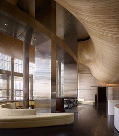 SOM : Burj Khalifa – Interiors