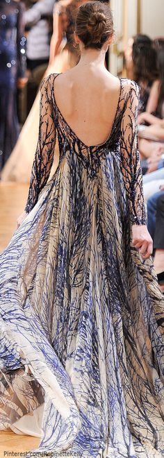 Zuhair Murad Haute Couture ~Latest Luxurious Women's Fashion - Haute Couture - dresses, jackets. bags, jewellery, shoes etc