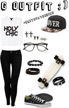 Penny Board Outfits - Google Search