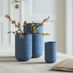 Kähler love song vase Indigo Blue -  I'M IN LOVE ❤ #musthave