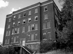 Marquette Michigan - Holy Cross Orphanage - ©Ray Anthony