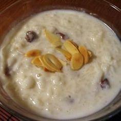 Kheer (Rice Pudding)