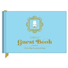 Guest Book Cubicle elegant yet daringly interactive  KNOCK KNOCK 112 pages #KNOCKKNOCK