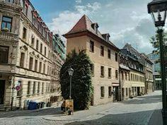 Old town Fürth in Bavaria