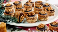 Christmas Cookies, Panna Cotta, Cake Recipes, Breakfast Recipes, Rum, Sweet Tooth, Cheesecake, Clean Eating, Muffin