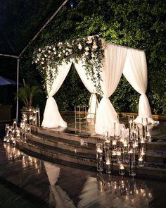 452 Best Canopy Images Wedding Decorations Wedding Ceremony