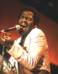 Al Green...my parents taught me well.
