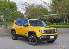 2016 #Jeep #Renegade #Trailhawk pictures | Auto123