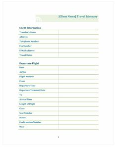 8b0231ad3d5fd 9 Best Trip Itinerary template images | Viajes, Travel, Travel route ...