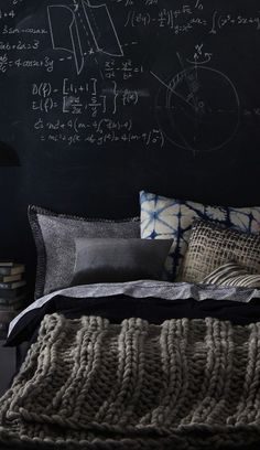 60 Men's Bedroom Ideas – Masculine Interior Design Inspiration Give your dull, boring bedroom a touch of sexy, masculine style with ideas and decor inspiration. Farmhouse Bedroom Furniture, Home Decor Bedroom, Men Bedroom, Bedroom Ideas, Master Bedroom, Headboard Ideas, Bedroom Office, Bedroom Wall, Masculine Apartment