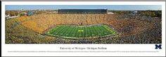 Michigan Wolverines - Michigan Stadium - The Big House